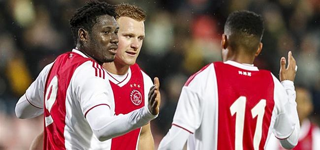 Foto: 'Ajax en Manchester United in strijd om zestienjarig Roma-talent'