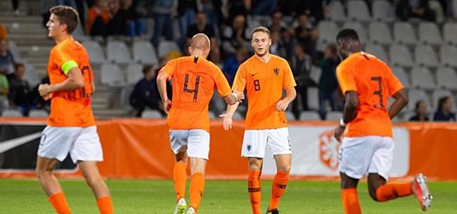 Foto: Van de Looi selecteert 33 (!) spelers voor Jong Oranje: PSV hofleverancier