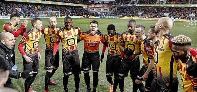 Foto: Swinkels wil nog niet stoppen na vervelend afscheid bij KV Mechelen