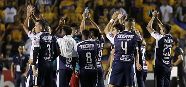 Foto: Monterrey verliest ook tweede competitieduel, nog geen Janssen