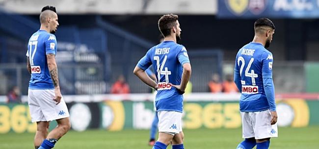 Foto: VIDEO: Feyenoord komt razendsnel op achterstand tegen Napoli