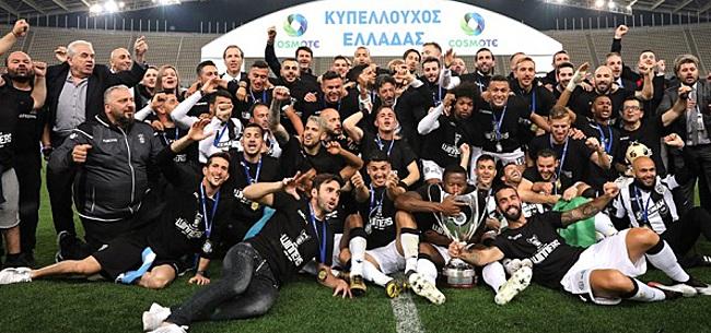 Foto: PAOK-coach klaar voor Ajax: