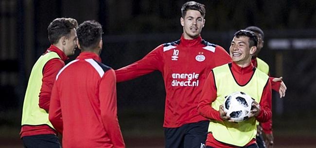 Foto: Felle uithaal naar dramatisch PSV: