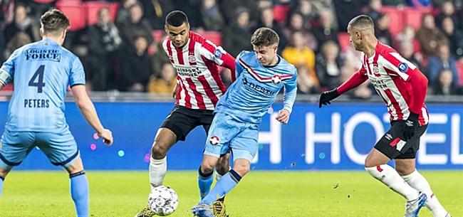 Foto: 'PSV strikt Willem II als oefenpartner voor FOX'