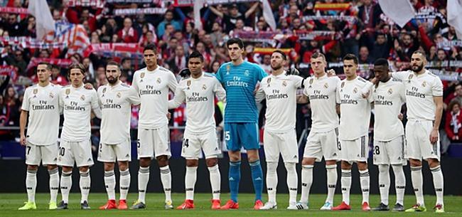 Foto: 'Slecht nieuws voor Real Madrid in aanloop naar topper tegen Ajax'