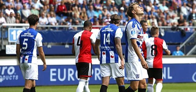 Foto: Heerenveen kalm ondanks dreigend probleem: