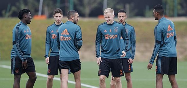 Foto: 'Ajax heeft een gigantische blunder gemaakt'