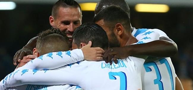Foto: Feyenoord bevestigt 'grote zorgen' over uitduel bij Napoli