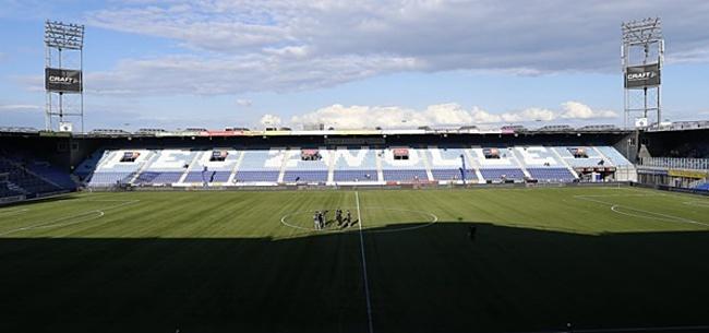 Foto: UPDATE: PEC Zwolle - Vitesse gaat 'gewoon' door