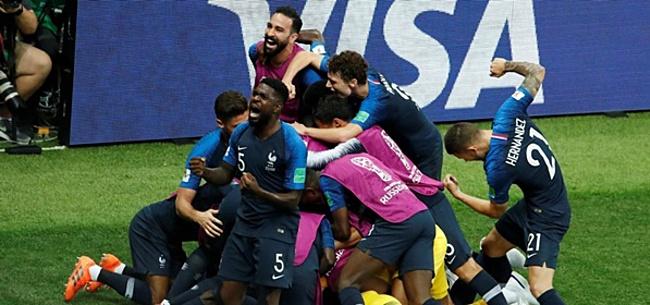 Foto: 'Franse WK-winnaar moet de Gouden Bal krijgen'