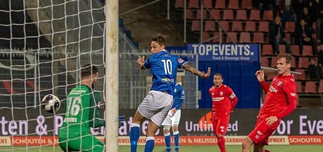 Foto: Twente en NEC onderuit, koplopers winnen in Keuken Kampioen Divisie