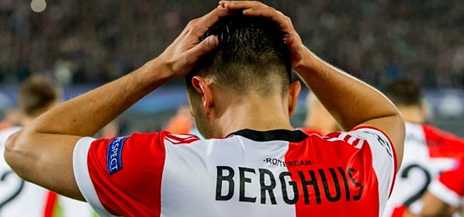 Foto: Nu al grote zorgen bij Feyenoord: 'Vertrouwen naar vriespunt'