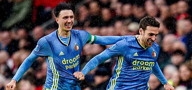 Foto: 'Aanhang kent volgende Feyenoord-aanwinst al'