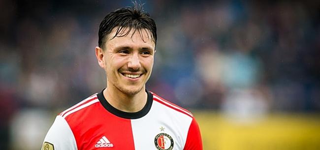 Foto: 'Feyenoord heeft duidelijke boodschap voor PSV betreft Steven Berghuis'