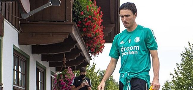 Foto: 'Feyenoord maakt gigantische blunder met Berghuis'