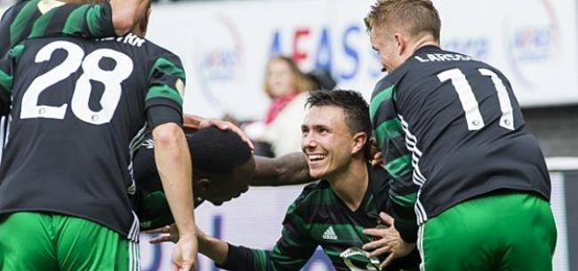 Foto: Feyenoord-aanvaller: