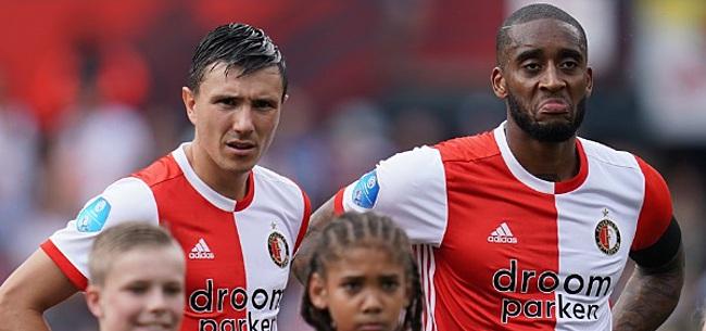 Foto: Feyenoord met 22 man naar Georgië: Fer en Ayoub ontbreken