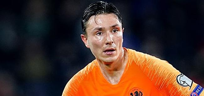 Foto: 'Grote domper dreigt voor Feyenoorder Berghuis'
