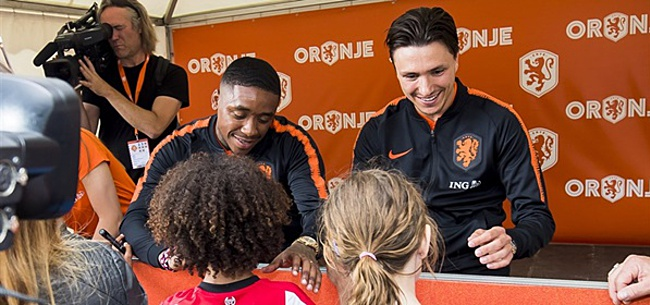 Foto: 'Koeman is niet tevreden over instelling van Feyenoorder'
