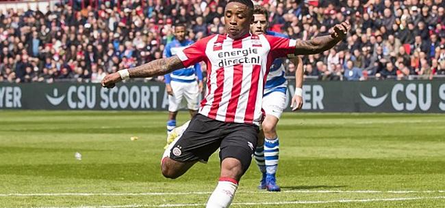 Foto: Ploeterend PSV komt met de schrik vrij en houdt de druk op Ajax