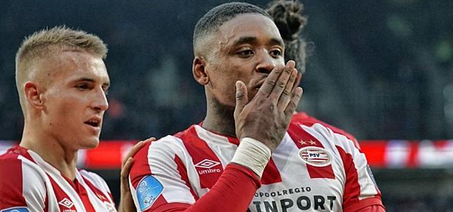 Foto: 'PSV moet Steven Bergwijn in de winterstop verkopen'