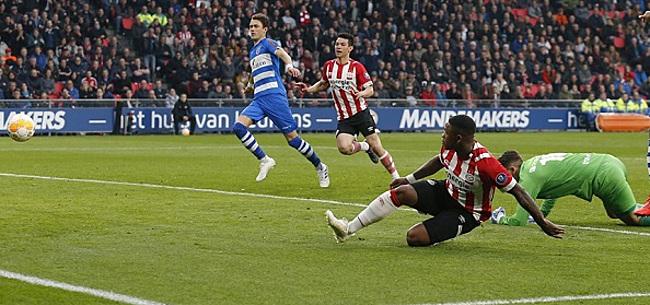Foto: Bergwijn kijkt niet naar Ajax: