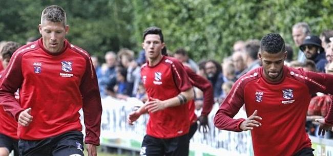 Foto: Heerenveen loopt blauwtje: ex-stagiair kiest voor Turkse topclub
