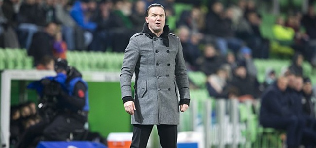 Foto: KNVB grijpt in en straft NAC-coach Vreven snoeihard
