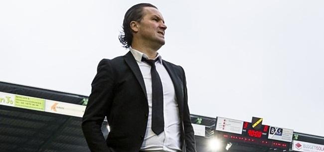 Foto: Stijn Vreven ontslagen bij Beerschot, voormalig Heerenveen-speler volgt hem op