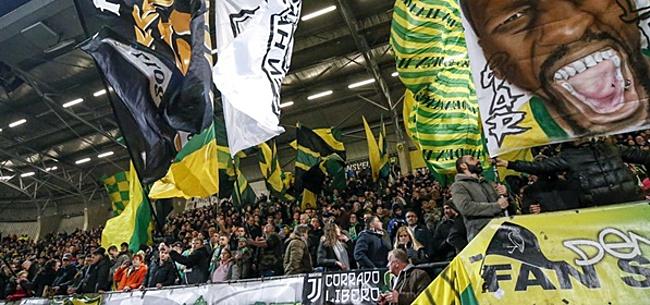 Foto: ADO-fans slaan terug na Ihattaren-rel: 'Dít werd er gezongen'