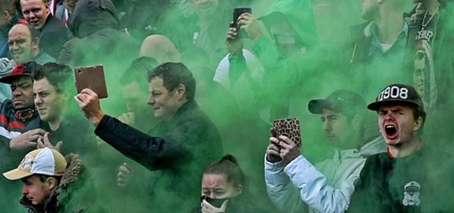 Foto: VIDEO: Kolkende Kuip na overwinning Feyenoord op Napoli