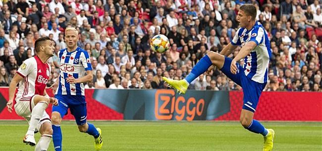 Foto: 'De bedoeling is om volgend jaar bij Ajax te spelen'