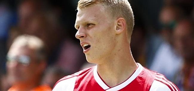 Foto: 'Door Ajax opgeleide speler heeft echt een streepje voor'