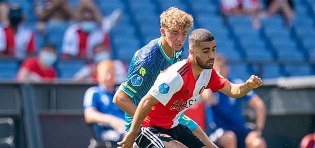 Foto: Feyenoord verlengt met veelbelovend talent