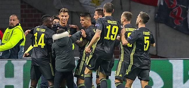 Foto: 'Juventus met grote verrassing in return tegen Ajax'
