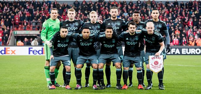 Foto: Poolse pers heeft wel heel vreemd beeld van Ajax