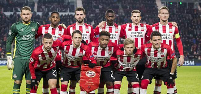 Foto: PSV: wisten bijna zeker dat deze speler zou komen