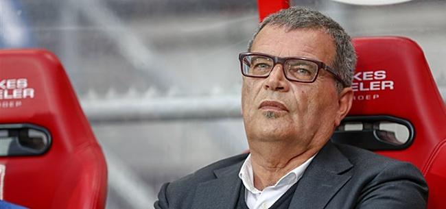 Foto: Rivalen Heracles en Twente tekenen intentieovereenkomst
