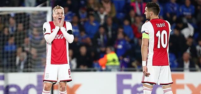 Foto: 'Gigantisch drama op komst voor Ajax: onbegonnen werk'