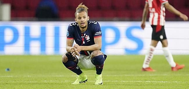 Foto: Veelbesproken shirtsponsor toch op shirt FC Emmen