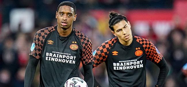 Foto: 'Grote schoonmaak bij PSV: halve opstelling bij grofvuil'