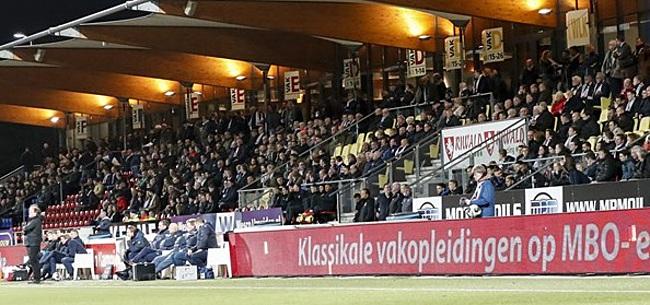 Foto: Telstar richt zich tot Ajax: