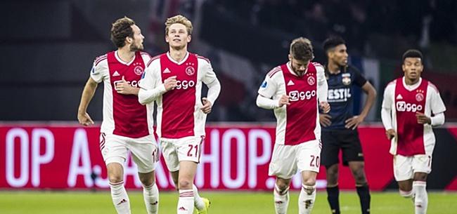 Foto: Ajax ontvangt open sollicitatie: 'Een terugkeer is altijd een optie'