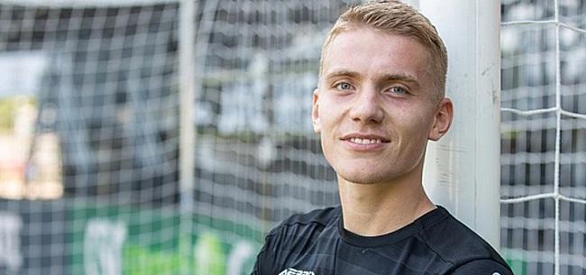 Foto: Kersverse Heraclied: 'Het is mijn droom om terug te keren bij Ajax'