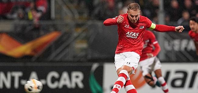 Foto: Koopmeiners na zege op Ajax: 'Misschien wel tot iets heel speciaals in staat'