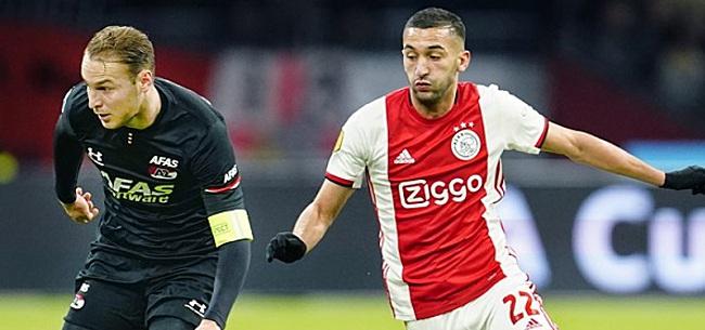 Foto: 'Ajax moet gebaar maken in opmerkelijke strijd met AZ'