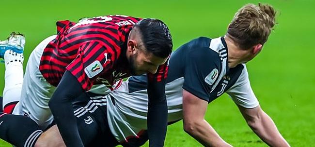 Foto: Mogelijk Serie A in juli en augustus