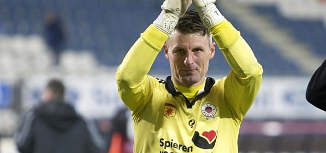 Foto: 'Je ziet de Feyenoorders alleen maar op je af komen, verschrikkelijk'