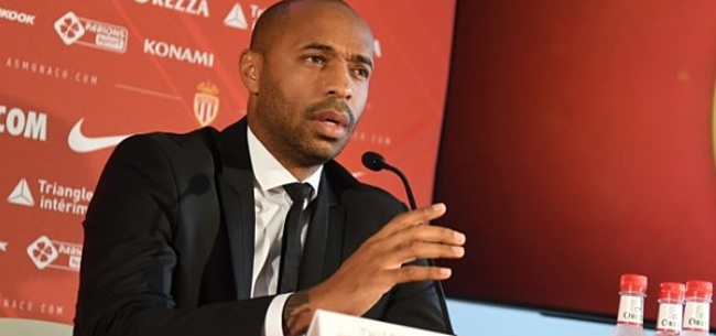 Foto: AS Monaco van Henry kan niet voetballen door 'gele hesjes'