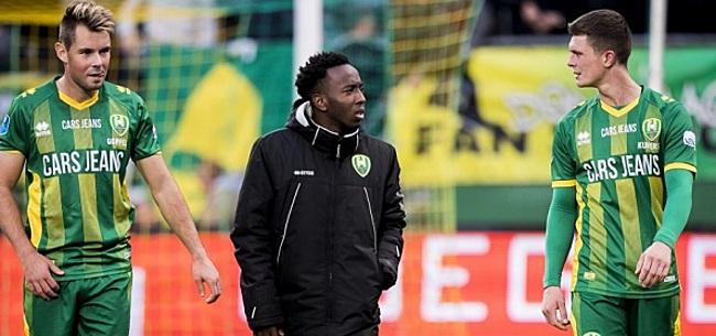 Foto: 'ADO-verdediger kiest voor transfer naar Roemenië'